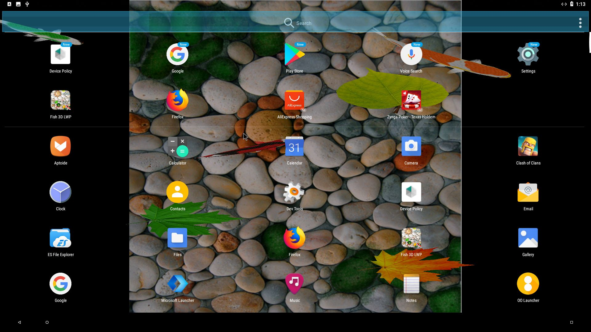 Win 10 Launcher – Exton Linux | Live Systems